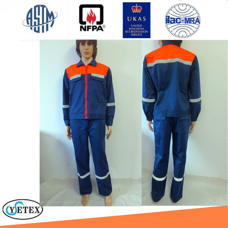 oilwater repellent anti static jacketpants for mining industry