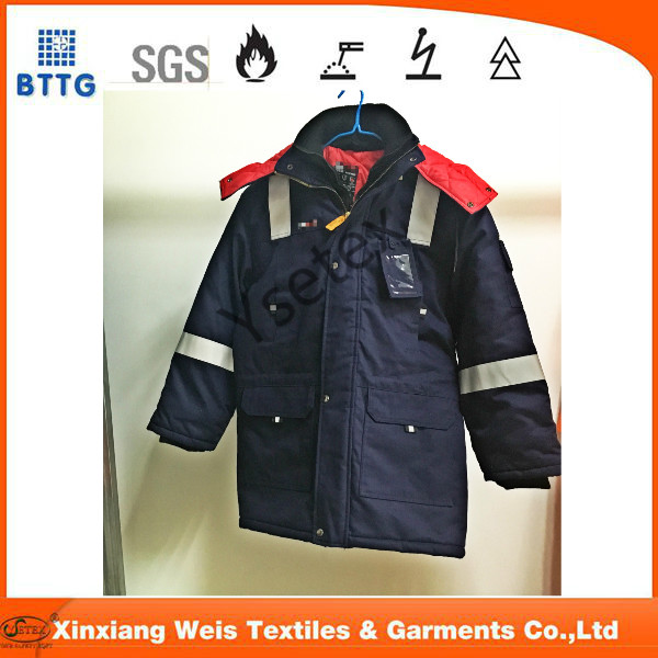 Winter insulated Jacket