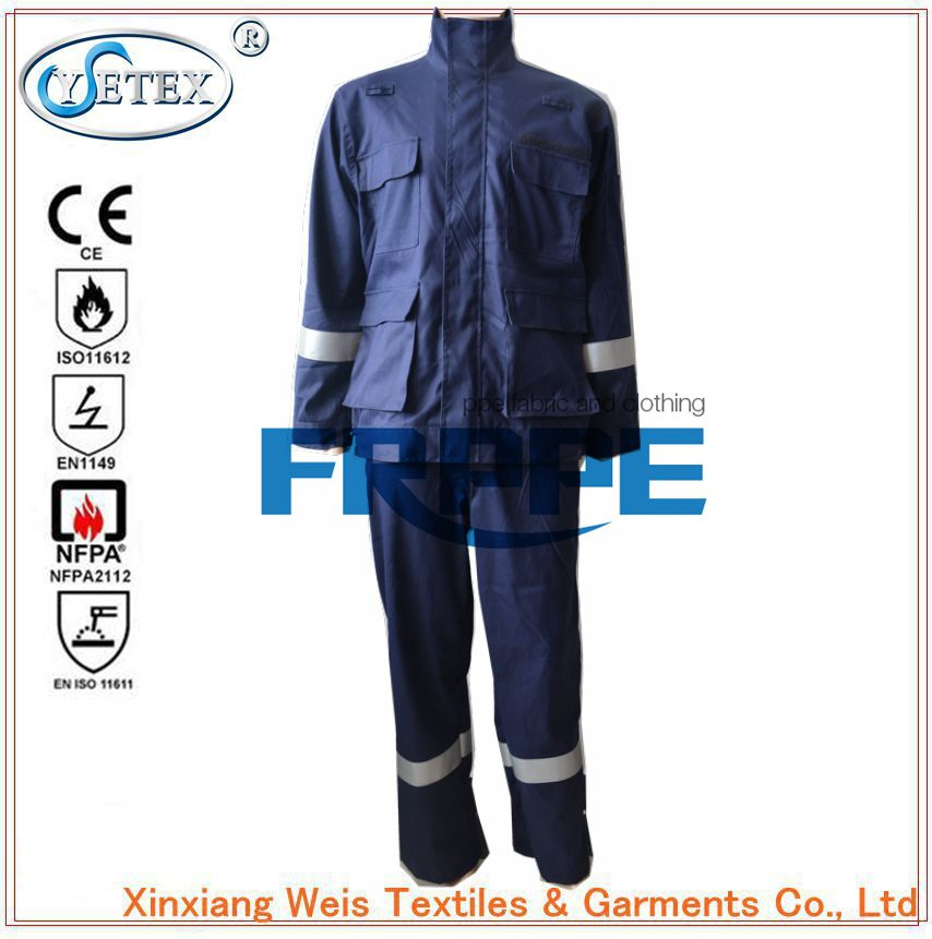 Inherent Flame Retardant Workwear Suit