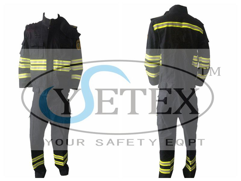 100% Cotton Flame Retardant uniform clothing