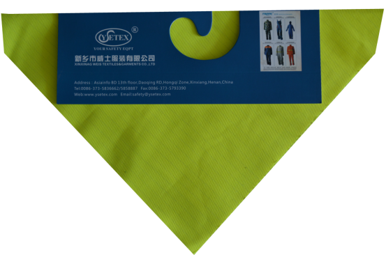 FR cotton High Visibility Twill Fabric