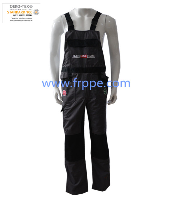 Cotton/Poly Bib Overalls